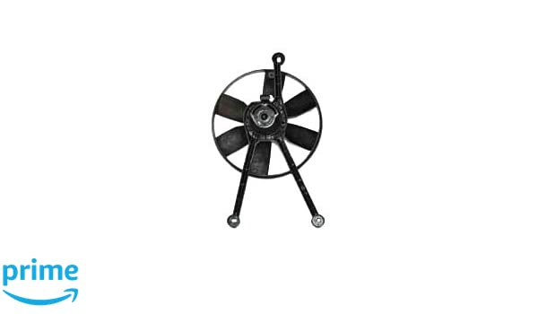 TYC 610190 Buick Replacement Condenser Cooling Fan Assembly