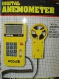 AW Sperry Digital Anemometer