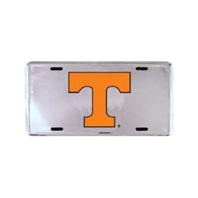 Tennessee Vols Super Stock Metal License Plate 6 x 12: Automotive