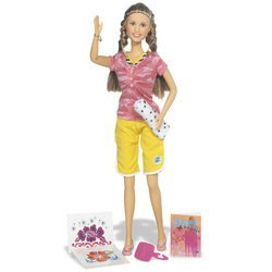 Hannah Montana LILLY Surf Shop Doll (Hannah Montana Miley Doll)