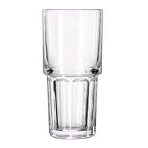 LIB15651 - Cooler Glass 16 oz. - Stacking - Gibraltar - DuraTuff ()