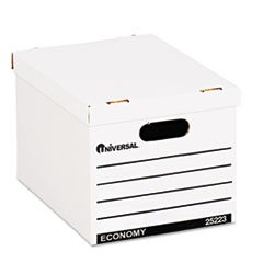 UPC 087547252239, UNV25223 Universal® Box,storage,ltr/lgl,wh