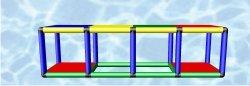 Quadro Aqua | Pool Swim Platform | Clam