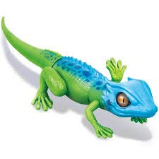 Robo Alive Zuru Robotic Lizard Toy Pet - Crawling Lizard