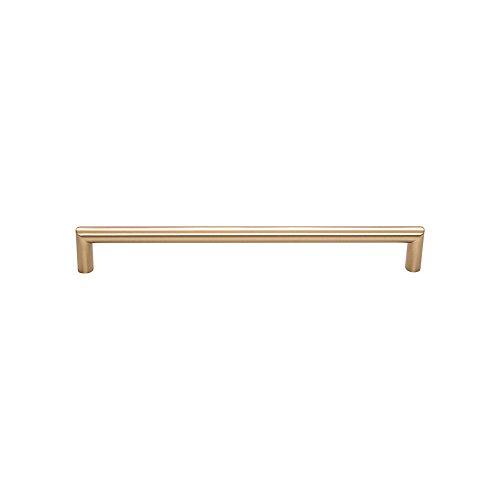 "Top Knobs - TK945HB - Kinney Pull 8 13/16"" - Honey Bronze - Lynwood Collection"