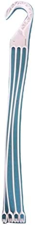 Replacement 4 Strand Plastic Hangers for 12 Hanging Baskets – Set of 5