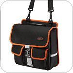 Ibera 2 in 1 Bike Panniers/Messenger Bag with Detachable Shoulder Strap