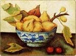 Lady Clare Tablemats - Mediterranean Fruit - Set of 6