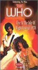 The Who:  Live at the Isle of Wight Festival 1970 [VHS]