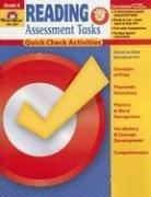 Reading Assessment Tasks, Grade K ebook