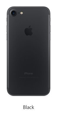 Apple iPhone 7 128GB Black Unlocked (Verizon) Smartphone MNAJ2LL/A