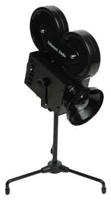 Movie Camera Lamp By Stargate Cinema