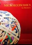 Microeconomics for Business (Second Custom Edition for University of Southern California) by Robert S. Pindyck (2013-05-