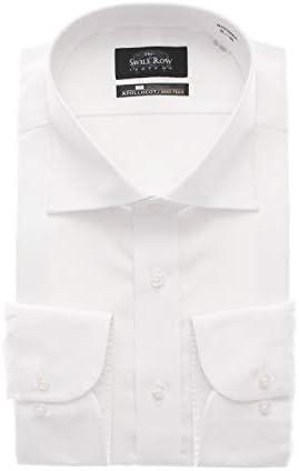 [Savile Row] ワイドカラースタンダードワイシャツ【キング&トール】【NON IRONMAX】 オールシーズン用 MAX5000K