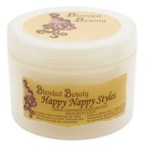 Blended Beauty Happy Nappy Styles 8 Ounce