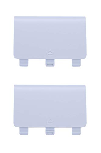 2X White Battery Cover Door for Xbox One Wireless Controller