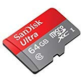 Professional Ultra SanDisk 64GB Amazon Fire HD 10 MicroSDXC card with CUSTOM Hi-Speed, Lossless Format! Includes Standard SD Adapter. (UHS-1 Class 10 Certified 80MB/s)