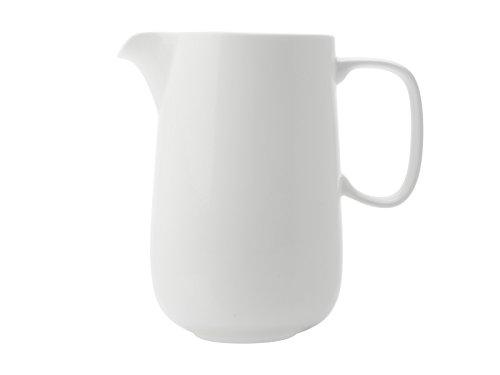 Maxwell Williams Cashmere Water Jug/Gravy Jug, Fine Bone China, 750 ml - White