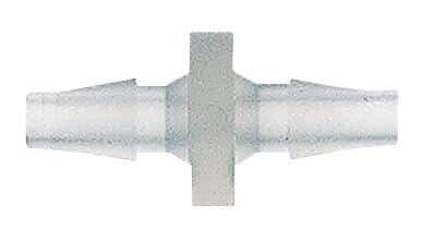 25 Pack 1//16 Polypropylene Straight Connectors Cole-Parmer Barbed Fittings
