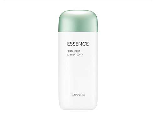 Missha All Around Safe Block Essence Sun Milk EX SPF50+/PA+++ (70ML) from MISSHA