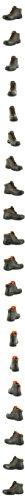 KAPRIOL–Schuh-Sicherheit Hohe Argos S3SRC Größe 46–�?0296