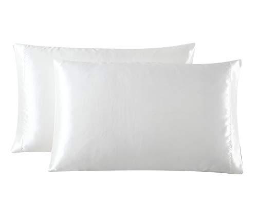 Amazon Com Love S Cabin Silk Satin Pillowcase For Hair