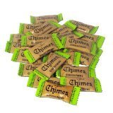 Chimes Original Ginger Chews, 10-pound Box