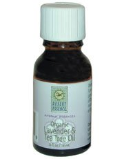 Tea Tree Oil Lavender Organic 0.60 Ounces