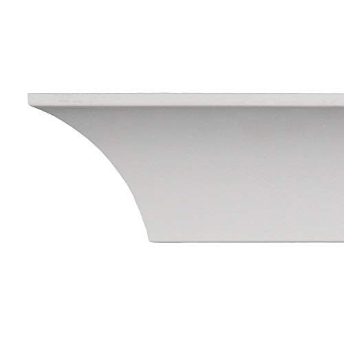 uDecor 3.5-inch Cove Crown Molding (8 ()