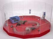 - Small Animal Play Pen Mat Cover - 262