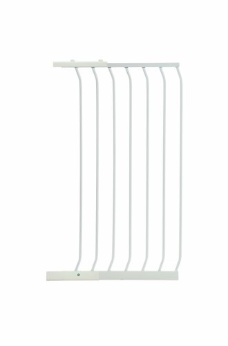 Cheap Dreambaby 21″ Extra Tall Chelsea Gate Extension, White