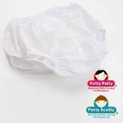 Waterproof Pull On Pants Potty Scotty/PottyPatty, X-Large