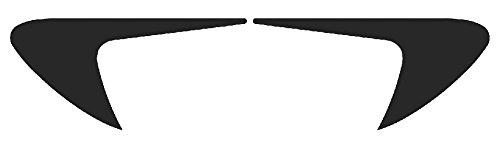 (Precut Vinyl Tint Overlay for 2015-2018 Subaru WRX / WRX STi Sedan Headlight Signal Light)