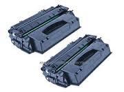 AIM MICR Replacement - HP MICR LaserJet 1320 Toner Cartridge (2/PK-6000 Page Yield) (NO. 49X) (Q5949XD) - Generic by AIM