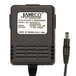 AC to AC Wall Adapter Transformer 18 Volt @ 1000mA Black Straight 2.1mm Female Plug