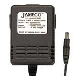 AC to AC Wall Adapter Transformer 18 Volt @ 1000mA Black Straight 2.1mm Female Plug by JAMECO RELIAPRO