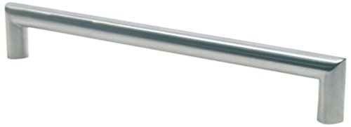 Round Pull Tube (TOPEX HARDWARE FH008792 TOPEX HARDWARE FH008792 Round Tube, 792mm, Stainless Steel, 792mm, Stainless Steel)