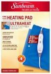 Sunbeam 722-810 Moist Heating Pad, King Size