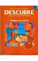 DESCUBRE, Nivel 2 - Lengua y cultura del mundo hispánico - Student Workbook (English and Spanish Edition)