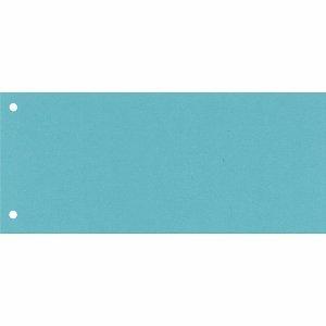 5-Star Trennstreifen, RC-Karton 170 g/m², 105x240 mm, blau, 100 St., 5050477