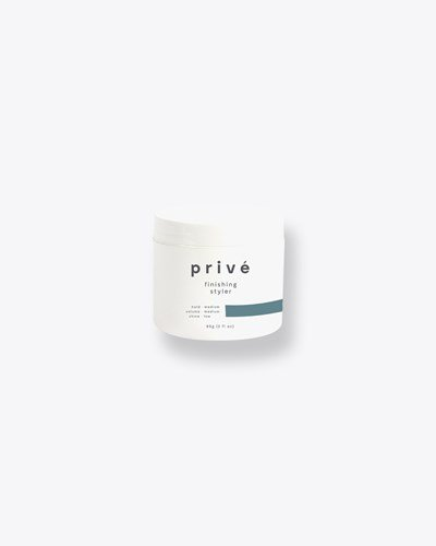 Privé Finishing Styler ( 3 Fluid Ounce / 88 Milliliter ) - Incredible Texture and Definition For a Flexible Hold (Prive Styling Gel)