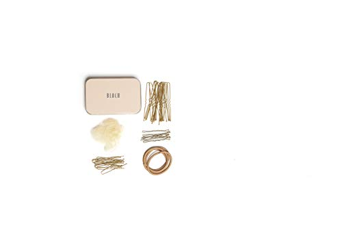 Bloch Unisex-Adult's Standard Hair Kit, Blonde, one