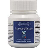 Lumbrokinase 30 Capsules - ALLERGY RESEARCH LUMBROKINASE 30 Enteric Coated Capsules
