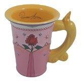 Disney Parks Sleeping Beauty Princess Aurora Pink Blue Dress Ceramic Mug (List Of Disney Princess)