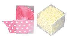 ADVANTUS CORPORATION Cropper Hopper 1-3/4 Inch by 1-1/2 Inch Mini Cube Embellishment Boxes 4/Package, ()