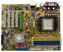 Foxconn 478 pins motherboard with AGP 8x slot, SIS661GX, FSB 400- 800Mhz, DDR 400, Audio, Lan 10/100, USB 2.0, Retail Box.