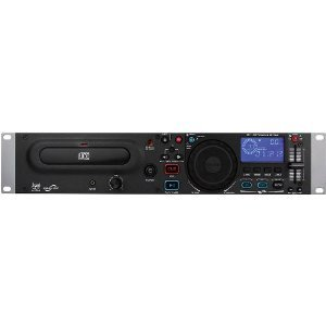 UPC 747705202604, Gemini CDX-1250 Professional 2U Single CD Player
