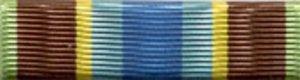 Coast Guard Commandant's Letter of Commendation Ribbon -