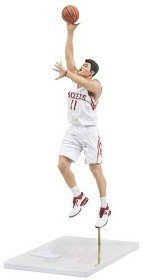 Houston Rockets Yao Ming 12 McFarlane Figurine - Licensed NBA Basketball Gift