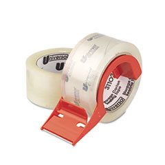 * Mailing & Storage Tape, 2'' x 55 yards, 3'' Core, Clear, 2/Box